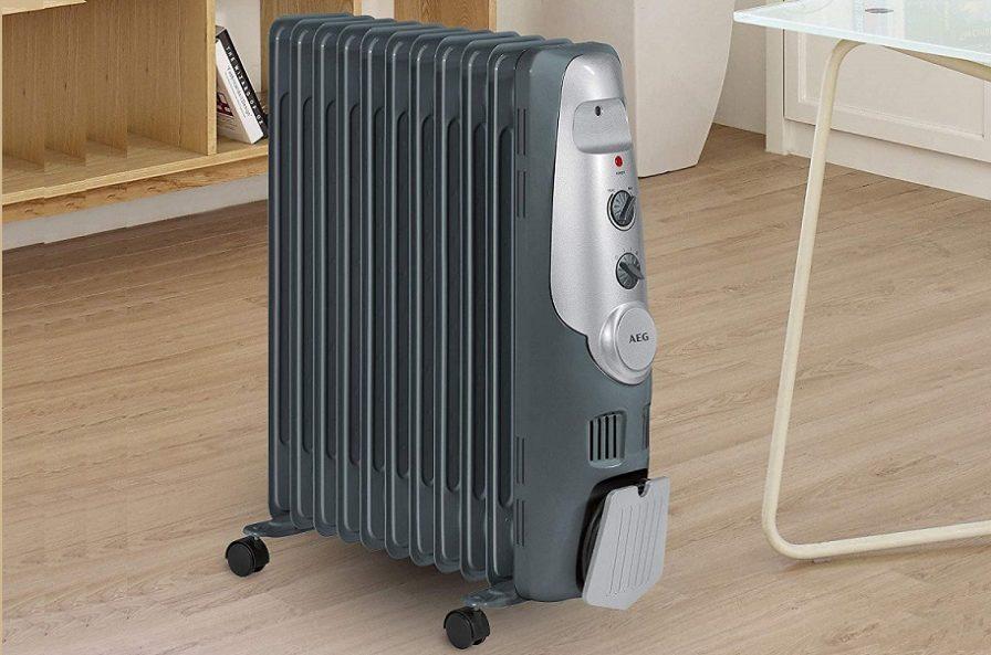 radiador electrico AEG RA 5522