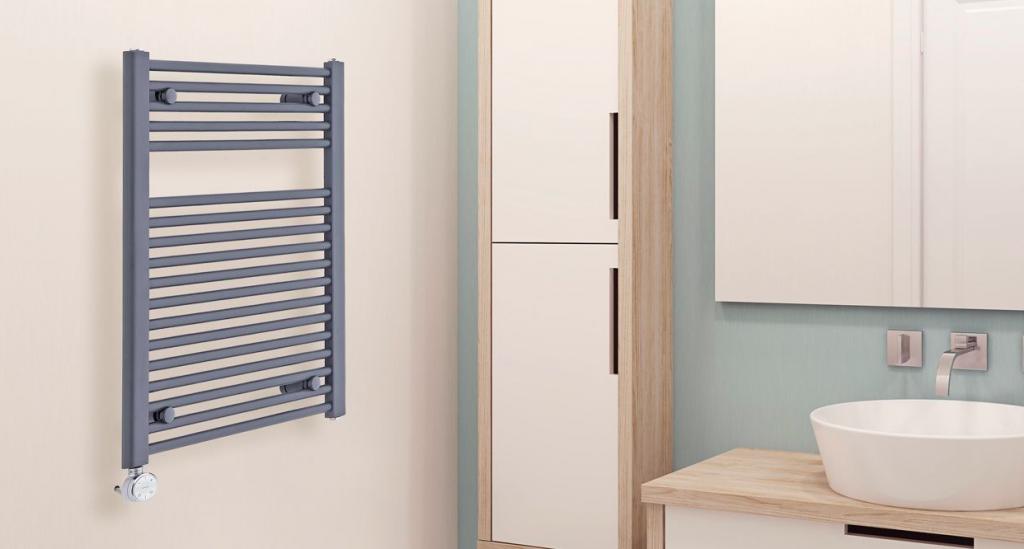 radiador electrico para toallas
