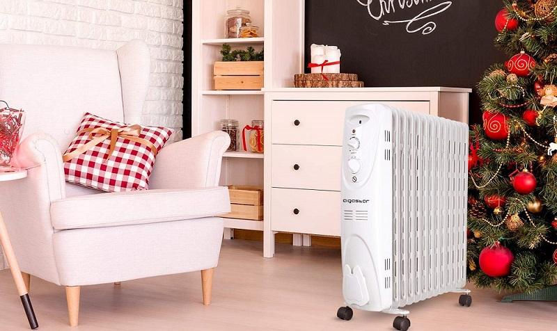 radiador electrico pequeño