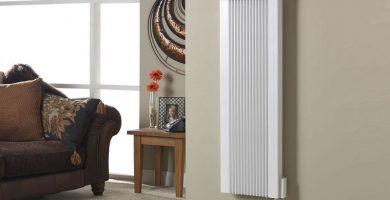 que es un radiador electrico vertical